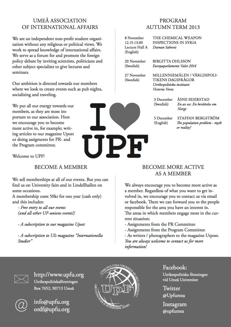 UPF - Infoflyer NY-1en